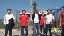 Mehmet Aurelio'dan Altınordu'ya ziyaret