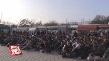 Kaçak göçmenler Yunanistan'dan şikayetçi