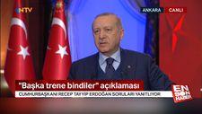 Erdoğan: Yeni parti kuranların akıbetleri belli