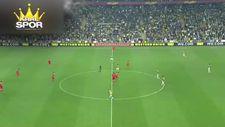 Fenerbahçe'nin Benfica'yı 1-0 yendiği maç