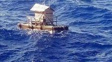 49 gün okyanusta sürüklenen balıkçı kurtarıldı
