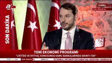 Berat Albayrak: Türkiye bir testten geçiyor