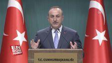 Dışişleri Bakanı Çavuşoğlu: İstediğimizi aldık