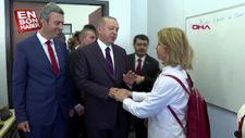 Başkan Erdoğan: Elimi öptürmem