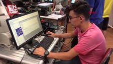 Yaz tatilinde robotik ve kodlama öğreniyorlar