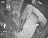 Sivas'ta otomobil ile halk otobüsünün kazasını kameralar kaydetti