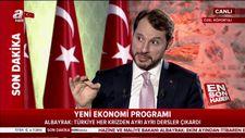 Berat Albayrak: Türkiye altı boş bir ekonomi değil