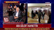 Erdoğan'ı fotoğraflayan Ara Güler'e davar gibi saldırdılar