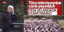 Yeni Zelanda devlet televizyonundan canlı ezan okundu