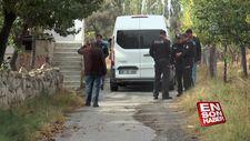 Kayseri'de boşanma aşamasındaki karısını öldürdü