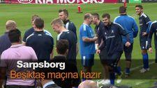 Sarpsborg, Beşiktaş maçına hazır