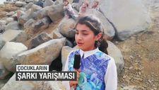 Diyarbakırlı çocukların şarkı yarışması