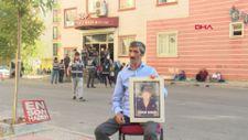 HDP önünde eylem 43. gününde