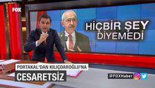 Fatih Portakal'dan Kılıçdaroğlu'na: Cesaretsiz