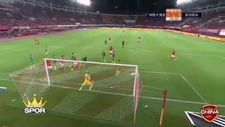 Talisca Çin'deki ilk maçında gol attı