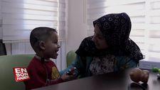 Küçük Mehmet hayırseverin desteğiyle yeniden sese kavuştu