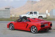 7 ayda yapılan Lamborghini'nin maliyeti 40 bin dolar