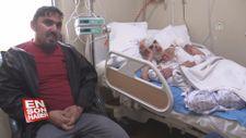 Gaz kaçağı bulunan tüpü yakarken ağır yaralanan kadının tedavisi sürüyor