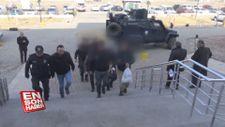 Kars'ta FETÖ operasyonunda 4 kişi gözaltına alındı