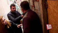 Zahide Yetiş'in muhabirlerine canlı yayında saldırı