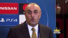 Abdurrahim Albayrak: Avrupa Ligi'nde devam edeceğimiz için mutluyuz