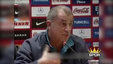 Fatih Terim: What can I do sometimes?