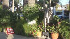 Muğla'da kanser nedeniyle hayatını kaybeden Neslican Tay'ın heykeli yapıldı