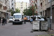 Mersin'de çöp konteynerine bırakılmış bebek cesedi bulundu