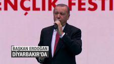 Başkan Erdoğan: Batı'da ne varsa, burada da o var