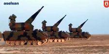 Aselsan TSK'ya 13 yerli silah daha teslim etti