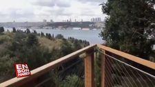 İstanbul'un yeni balkonu:  Nakkaştepe Millet Bahçesi