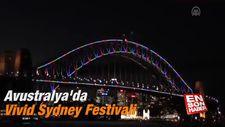 Avustralya'da Vivid Sydney Festivali