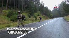 Darbecileri yakalayan tim Karadeniz'de PKK'nın kabusu oldu
