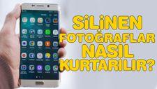 Android telefonlarda silinen fotoğraflar nasıl kurtarılır?