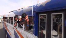 ABD-Meksika sınırına mülteci akını