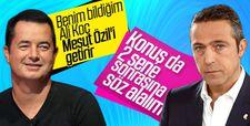 Acun Ilıcalı: Mesut Özil bir gün Fenerbahçe'ye gelecek