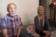 Adana'da inşaata yerleşen anne-babaya devletten yardım