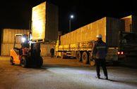 AFAD'ın Düzce deposundan Malatya'ya destek