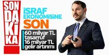 Albayrak: 2019'da 76 milyar lira tasarruf hedefleniyor