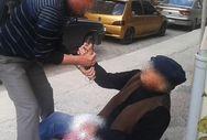 Tekirdağ'da alkollü adam yardıma gelene tepki gösterdi