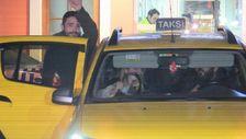 Alkollü araç kullanan Ahmet Kural, kaza yaptı