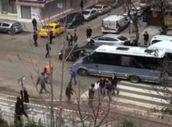 Ankara'da kaza sonrası kavga