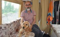Ankara'da ölen eşinin hayalini gerçekleştiren adam