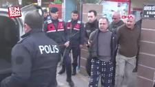 Antalya'da emekli asker koronayım diyerek polise tükürdü