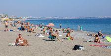 Antalya'da hala yazdan kalma günler yaşanıyor