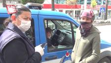 Antalya'da kavga eden dilenciler yine yakalandı