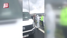 Araçlarda koronavirüs denetimi