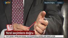 Kılıçdaroğlu bilekliği çıkarmak için leylek bekliyor