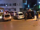 Ünalan'da etrafa rastgele ateş açan kişi yakalandı