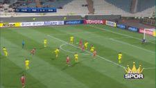 Asya Şampiyonlar Ligi'nden 3 güzel gol